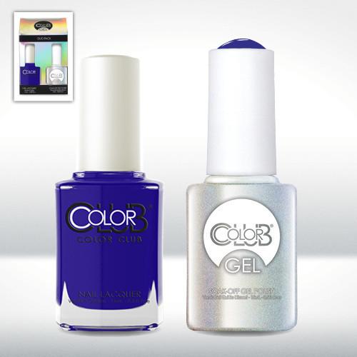 Color Club Gel Duo Pack - GEL993 - BRIGHT NIGHT