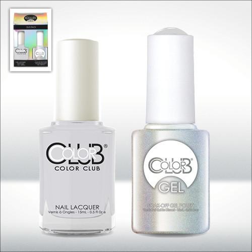 Color Club Gel Duo Pack - GEL1000 - SILVERLAKE