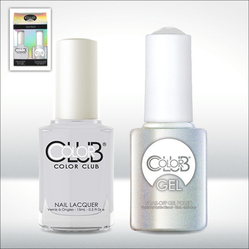 Color Club Gel Duo Pack - GEL1000 - SILVERLAKE