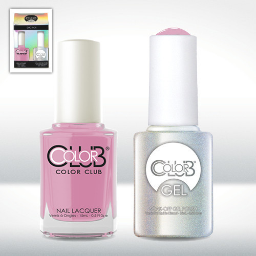 Color Club Gel Duo Pack - GEL1004 - WICKER PARK