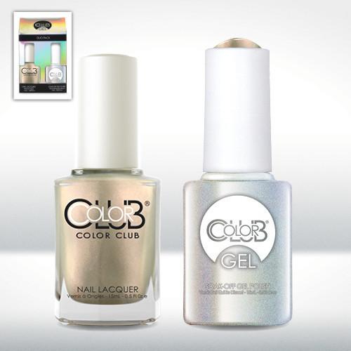 Color Club Gel Duo Pack - GEL1006 - SUGAR RAYS