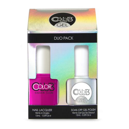 Color Club Gel Duo Pack - GELAN07 - MRS ROBINSON