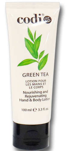 Codi Hand & Body Lotion - Green Tea 3.3 oz - 100 ml