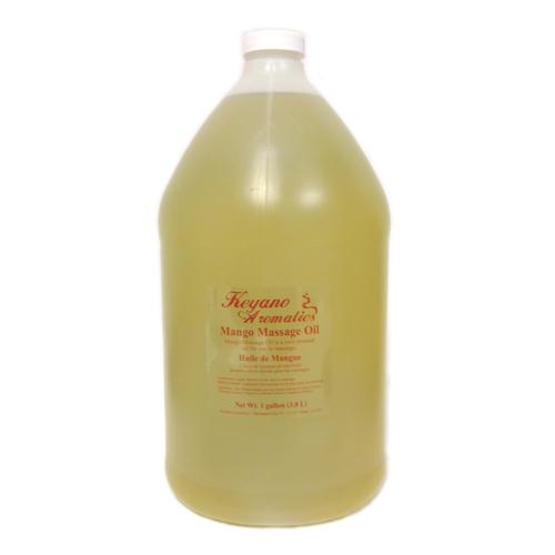 Keyano Manicure & Pedicure - Mango Massage Oil 1 Gal