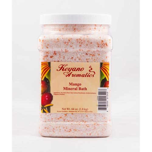 Keyano Manicure & Pedicure - Mango Mineral Bath 64 oz