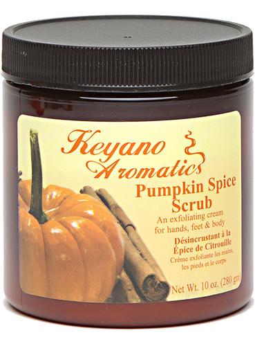 Keyano Manicure & Pedicure - Pumpkin Spice Scrub 10 oz