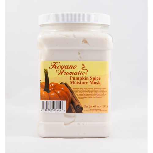 Keyano Manicure & Pedicure - Pumpkin Spice Moisture Mask 64 oz