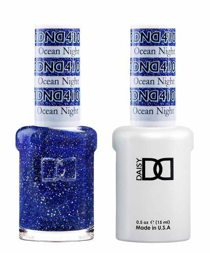 DND Duo Gel - #410 OCEAN NIGHT STAR