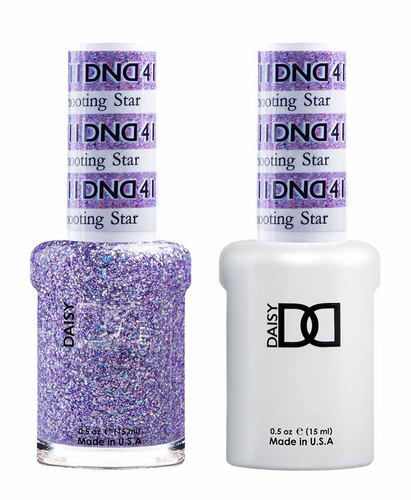 DND Duo Gel - #411 SHOOTING STAR