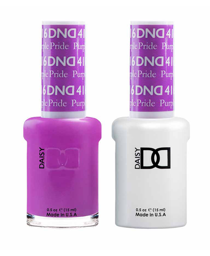 DND Duo Gel - G416 PURPLE PRIDE