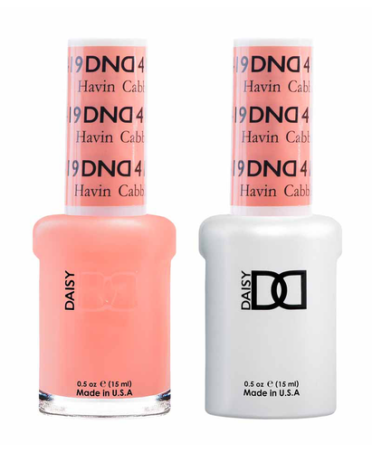 DND Duo Gel - G419 HAVIN CABBLER