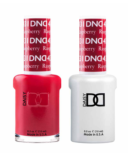 DND Duo Gel - G431 RASPHERRY