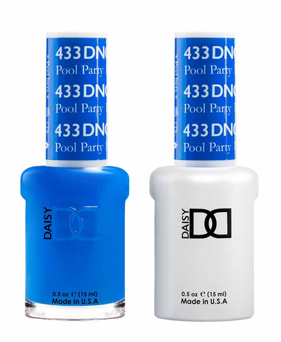 DND Duo Gel - G433 POOL PARTY