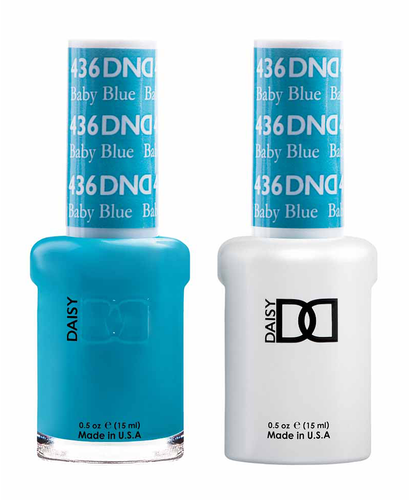 DND Duo Gel - G436 BABY BLUE