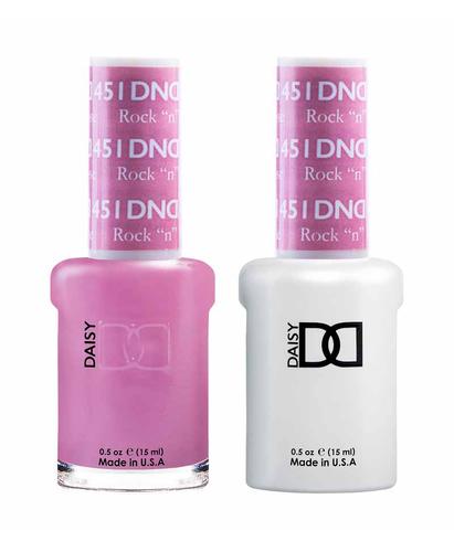 """DND Duo Gel - G451 ROCK """"N"""" ROSE"""