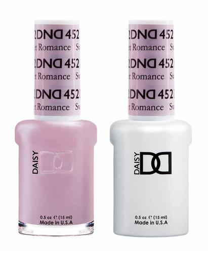 DND Duo Gel - #452 SWEET ROMANCE