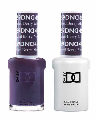 DND Duo Gel - #459 MUTED BERRY