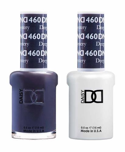 DND Duo Gel - #460 DEEP MYSTERY
