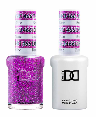 DND Duo Gel - G466 BRANDY WINE