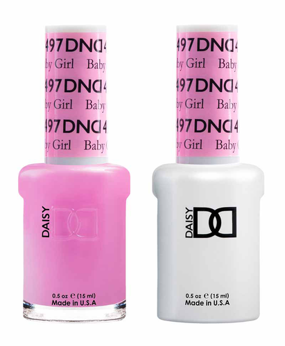 DND Duo Gel - G497 BABY GIRL