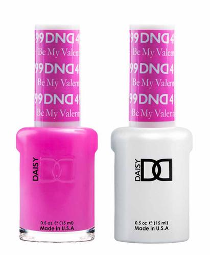DND Duo Gel - G499 BE MY VALENTINE