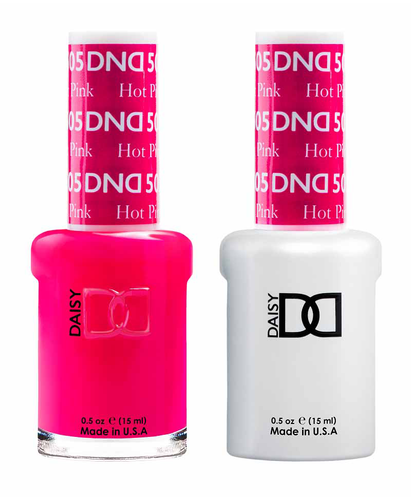 DND Duo Gel - G505 HOT PINK