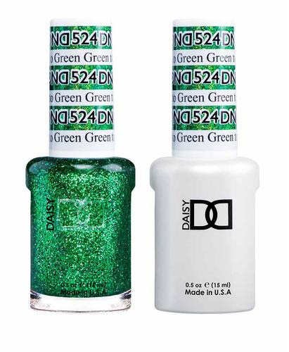DND Duo Gel - G524 GREEN TO GREEN