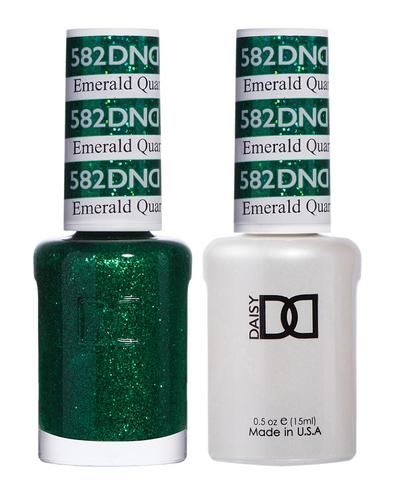 DND Duo Gel - G582 EMERALD QUARTZ