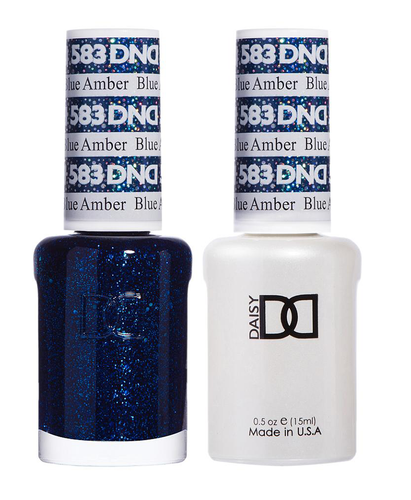 DND Duo Gel - G583 BLUE AMBER