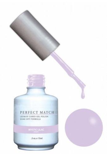 PERFECT MATCH Gel Polish + Lacquer -  PMS170 Mystic Lilac