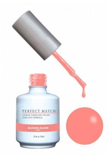 PERFECT MATCH Gel Polish + Lacquer - PMS171 Blushing Bloom