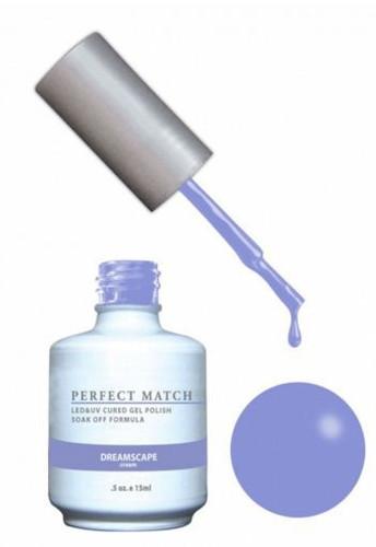 PERFECT MATCH Gel Polish + Lacquer -  PMS174 Dreamscape