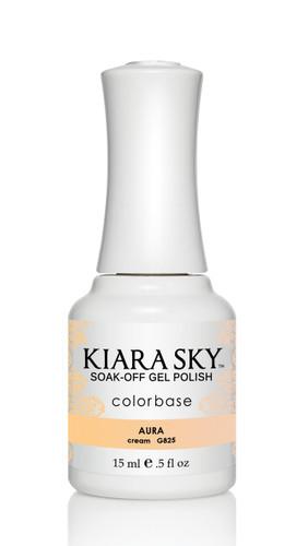 Kiara Sky Ombre Color Changing Gel Polish - G825 Aura .5oz