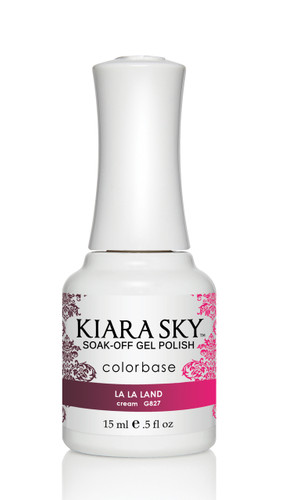 Kiara Sky Ombre Color Changing Gel Polish - G827 La La Land .5oz