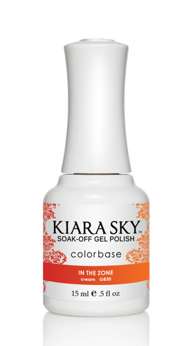 Kiara Sky Ombre Color Changing Gel Polish - G830 In The Zone .5oz