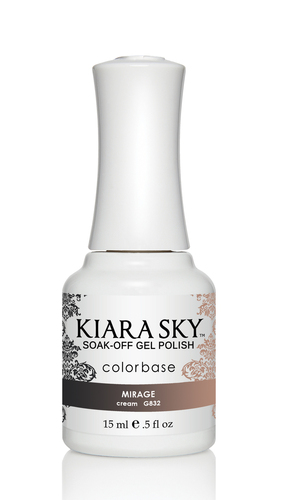 Kiara Sky Ombre Color Changing Gel Polish - G832 Mirage .5oz