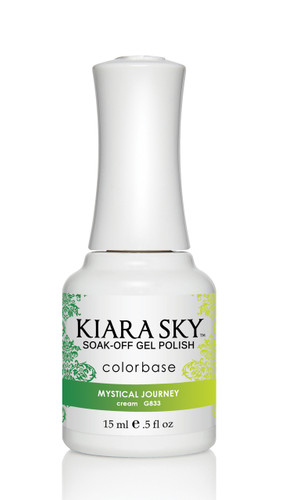 Kiara Sky Ombre Color Changing Gel Polish - G833 Mystical Journey .5oz