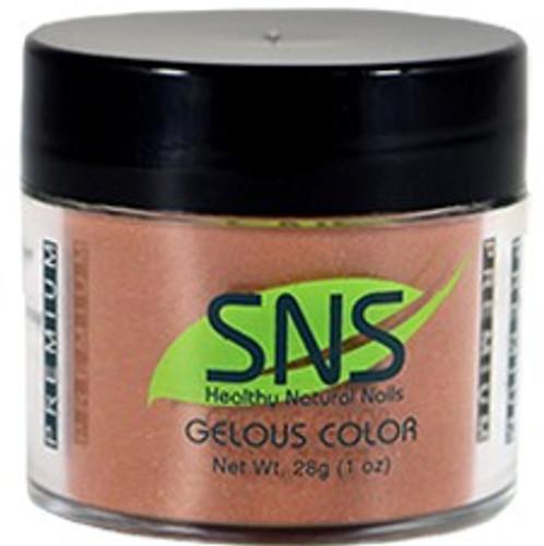 SNS Powder Color 1 oz - #105 FABULOUS COCOA MAUVE
