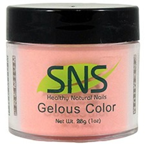 SNS Powder Color 1 oz - #144 INNOCENT CORAL