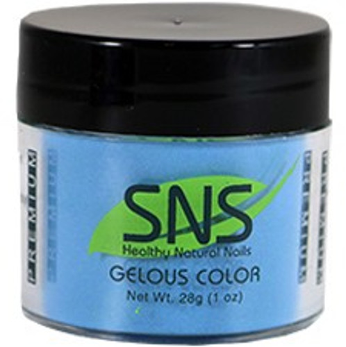 SNS Powder Color 1 oz - #217 JACKSONVILLE BLUE
