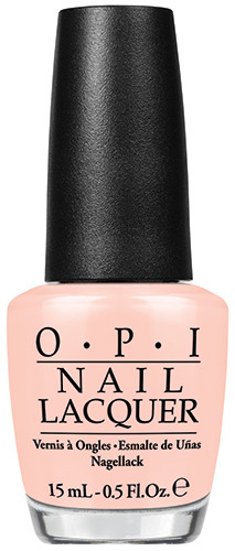 OPI Lacquer - #NLT74 - STOP IT I'M BLUSHING! - SoftShades Collection .5 oz