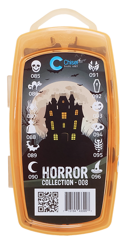 50% Off Chisel 3D Stamp - #008 Horror Collection