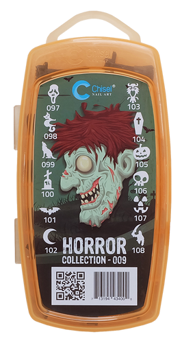 50% Off Chisel 3D Stamp - #009 Horror Collection