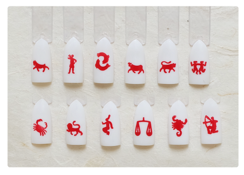 50% Off Chisel 3D Stamp - #012 Zodiac Collection