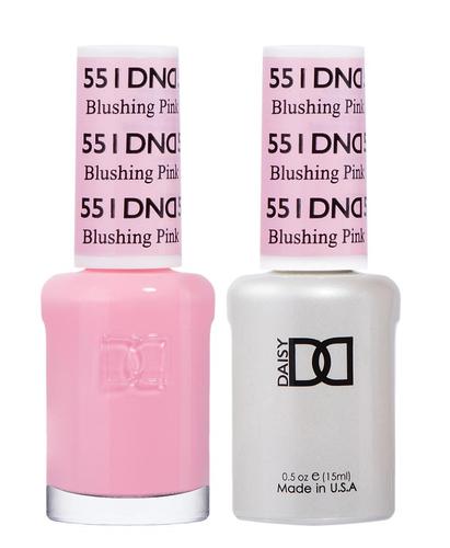 DND Duo Gel - #551 BLUSHING PINK