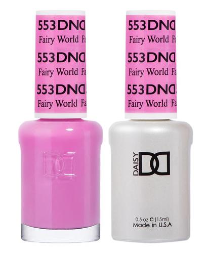 DND Duo Gel - G553 FAIRY WORLD