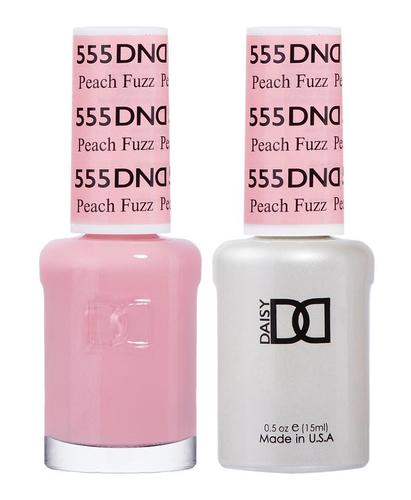DND Duo Gel - G555 PEACH FUZZ