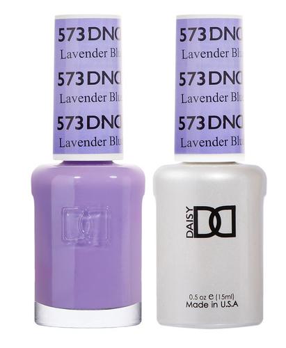 DND Duo Gel - #573 LAVENDER BLUE