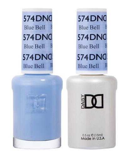 DND Duo Gel - #574 BLUE BELL