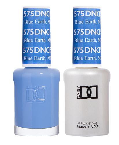 DND Duo Gel - G575 BLUE EARTH, MN